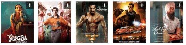Download Latest Bollywood Movies 2021