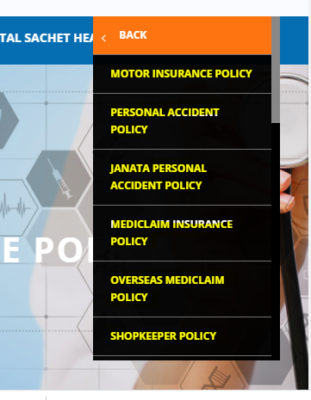 Oriental Insurance Policy Download