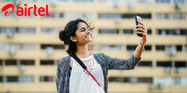 How to check airtel daily data balance
