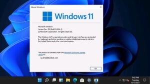 Window 11 ISO File Download