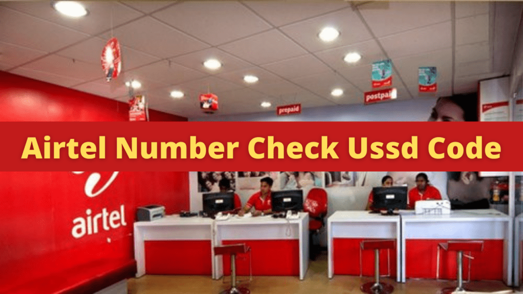 Airtel Number Check Ussd Code