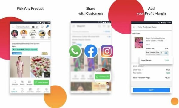Shop 101 Best Reselling App In India